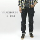 WAREHOUSE Lot:1105 5 p denim