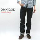OMNIGOD standard denim one wash 50-091 A