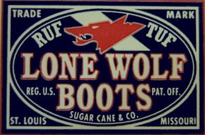 LONE WOLF BOOTS(ローンウルフブーツ)