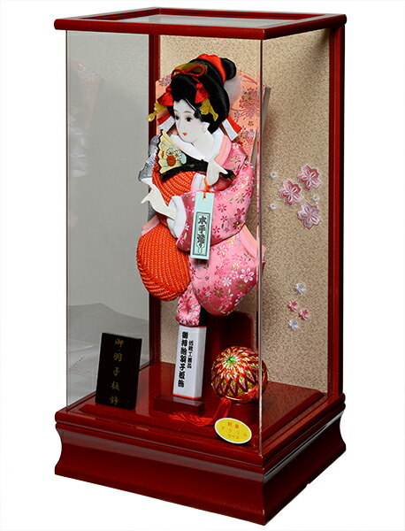 羽子板 正月飾り 額飾り羽子板 壁掛け羽子板