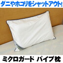 Showa Nishikawa domestically produced pipe washable pillow ( 35 x 50 cm: white )
