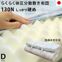 The domestic body pressure dispersion that a mattress double pattern color includes easily excellent at body pressure spacing effect at thickness approximately 8cm with special profile structure of 130 well rather hard Newton