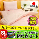 Six points of set (group futon) single long shot fs3gm with synthetic fiber generation credit mattress, the pillow + Tokyo Nishikawa checked pattern futon cover which is hard to appear of the group futon / futon set dust