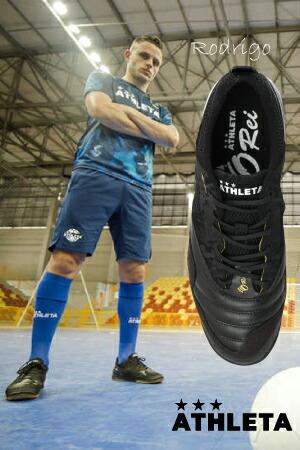 アスレタ フットサルシューズ O-Rei Futsal Rodligo 11004-BL
