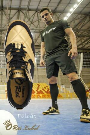 アスレタ フットサルシューズ O-Rei Futsal Falcao 11003-GL