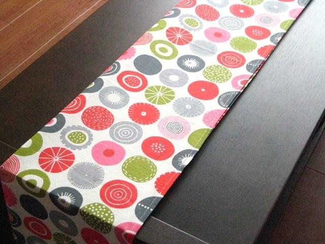 クリッパン (Klippan)/ キャンディ (Candy) テーブルランナー(テーブルセンター)