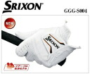 The golf glove Srixon Dunlop GGG-S004 color White House how to home