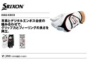 Two colors of グローブスリクソンダンロップ GGG-S003 white black golf houses are person houses