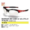 Sports sunglasses swans SWANS carbon black WARRIOR-BM CABK golf house is a person house