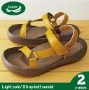[Re / Exchange] regatta canoe / light sole PU leather strap Sandals / men's / women's / made in Japan / CL 182 / Regetta Canoe