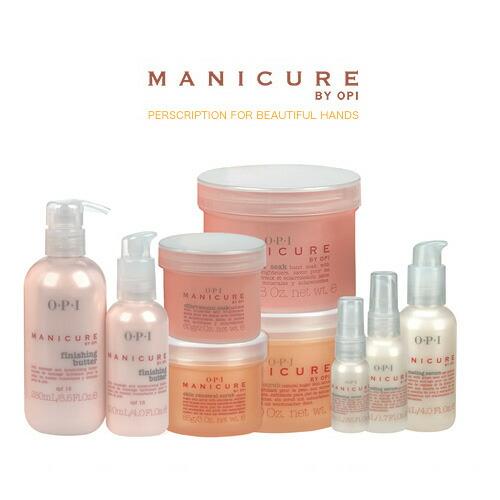 Manicure by OPI(マニキュアバイ オーピーアイ)