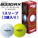 1 Bridgestone golf TOUR B330 RX golf ball sleeve 3p 2014 Japanese regular article