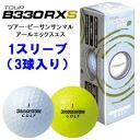 1 Bridgestone golf TOUR B330 RXS golf ball sleeve 3p 2014 Japanese regular article