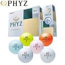 NEW PHYZ ニューファイズ golf balls 1 dozen (12 P)