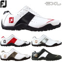 ◇ EXL FOOTJOY Spikeless spikeless golf shoes FootJoy EXL