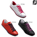 ◇ FootJoy Lowepro, casual, spikeless golf shoes FOOTJOY ◆ ladies ◆