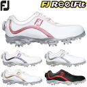 ◇ FootJoy FJ reels fit Golf shoes FOOTJOY FJ ReelFit ◆ ladies ◆
