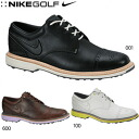○NIKE nike luna Clayton golf shoes 628536
