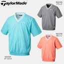 TaylorMade tailor maid S/S V neck wind SY376