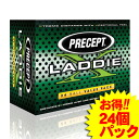 Bridgestone PRECEPT LADDIE X perfect Radi golf balls 24-Pack