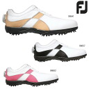 ◇Foot Joey FJ e comfort boa golf shoes FOOTJOY eCOMFORT Boa ◆ Lady's◆