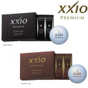 One dozen (12P) XXIO ゼクシオ PREMIUM premium golf ball fs04gm