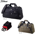 ◇ Japan spec Titleist nylon Duffle Bag AJDFL41