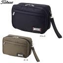 ◇ Japan spec Titleist nylon pouch AJPCH41
