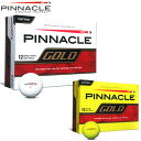 One dozen Titleist PINNACLE GOLD Pinnacle gold golf balls (12P)