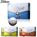 One dozen Titleist VG3 golf balls (12P)