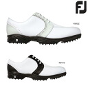 ◇Foot Joey FJ green Joey's golf shoes FOOTJOY Green Joys ◆ Lady's◆