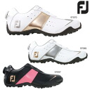 ◇ FootJoy FJ Lowepro sports spikeless BOA golf shoes FOOTJOY ◆ ladies ◆