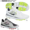 ○14 NIKE nike TW MESH/IT golf shoes 652628