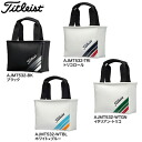-Titleist round tote bag by 2015 AJMT532 Titleist Japan spec