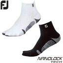 ◇ FootJoy FJ socks Nano rock tech short NANOLOCK TECH FJSK142 2015 FOOTJOY