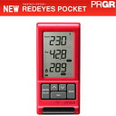 PRGR pro gear NEW RED EYES POCKET (new red-eye pocket) multi-speed measuring instrument
