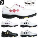 ◇ FootJoy e-comfort golf shoes FOOTJOY extra comfort ◆ ladies ◆