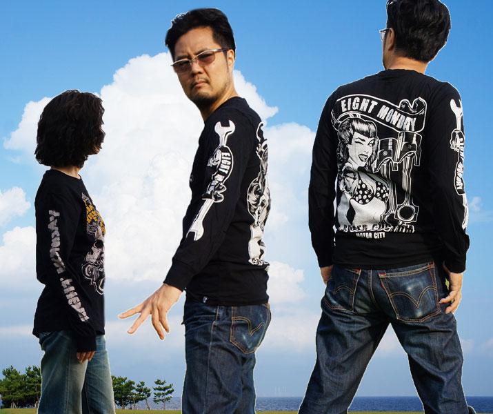 ホットロッドTシャツ