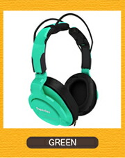 Superlux HD661  GREEN�����꡼�󡡥�˥����إåɥۥ�