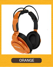 Superlux HD661 ORANGE������󥸡���˥����إåɥۥ�