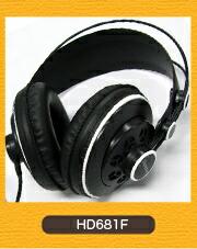 Superlux HD681F ��˥����إåɥۥ�