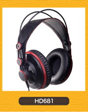 Superlux HD681 ��˥����إåɥۥ�