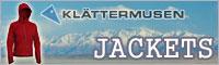 KLATTERMUSEN JACKETSアイテム一覧へ