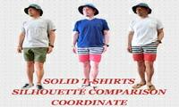 ソリッドTシャツコレクション