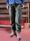 ARMY FATIGEパンツ オリジナルWOOL グリーン