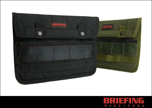 BRIEFING PAD CASE ブリーフィング パッドケース iPadケース BRF124219
