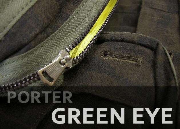PORTER GREEN EYE���ݡ����� �����
