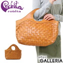 robita bag tote bag mesh leather Lady's AN-050 (L)