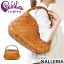 ロビタ robita bag tote bag mesh leather Thoth Lady's AN-288 (L)