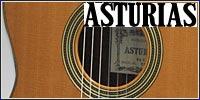 アストリアスのコンサートギター